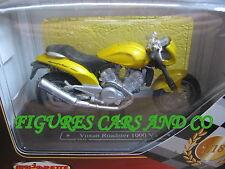 MOTO 1/18 VOXAN 1000 ROADSTER OR  BOITE  MAJORETTE