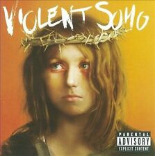 VIOLENT SOHO Self-Titled (CD 2010) 10 Songs [PA] Garage Band