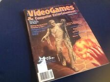 Video Games Computer Entertainment Magazine September 1992