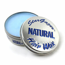 Wax Hair Styling Hold Natural Stargazer Gel Clay Strong Cosmetics Tin