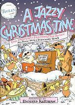 JAZZY CHRISTMAS TIME Violino & PIANO + CD