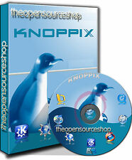 Knoppix 7.2.0 Live Linux Bootable Startup CD - Simply Insert & Go