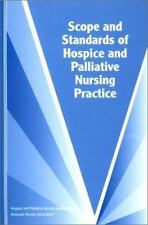 Scope and Standards of Hospice and Palliative Nursing Practice-ExLibrary