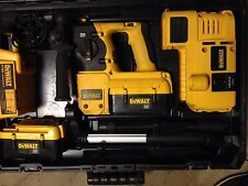 DEWALT DC233KLDH 36VOLT ROTARY HAMMER DRILL KIT WITH DUST EXTRACTION.