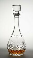 Wine Decanter - 100% Hand Blown Lead-free Crystal Glass