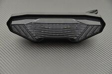 Feu arrière fumé clignotant intégré tail light yamaha MT09 MT-09 Tracer 2015 16