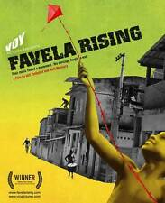 FAVELA RISING Movie POSTER 27x40