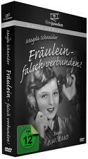 Fräulein, falsch verbunden (1932) - mit Magda Schneider - Filmjuwelen DVD