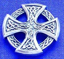 Keltenkreuz Niete Nieten Concho Conchas Nordmänner Irland Irish Keltic Cross