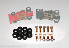 TCR MK1 10 lames (shoes) + 10 pneus AR. Silicone New !