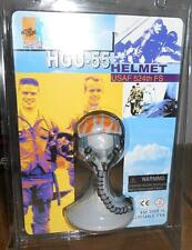 1/6 Dragon HGU-55 Combat Edge US Air Force 524th Fighter Squadron Pilot Helmet