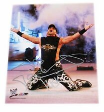 WWE SHAWN MICHAELS HAND SIGNED 8X10 PHOTO FILE PHOTO 8