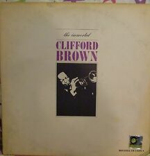 "12"" VERY RARE DOUBLE LP THE IMMORTAL CLIFFORD BROWN BY CLIFFORD BROWN (1965) LIM"