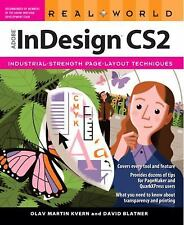 Real World Adobe InDesign CS2 (Real World)