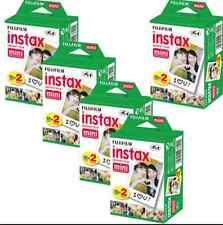 100 Shots Fuji Instax Mini Film for Fujifilm Mini 8 7s & Mini 90, 50 Cameras etc