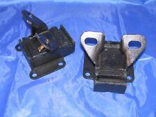 2 Front Motor Mounts 55 56 Packard V8 NEW PAIR 1955 1956