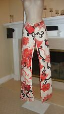 SPECTACULAR NWT SOLD OUT ROBERTO CAVALLI FLORAL JEANS