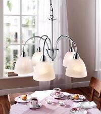 LAMPE HÄNGELAMPE 5 FLAMMIG  PENDELLEUCHTE EGLO LEUCHTEN max. 5 x 60 WATT