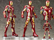 The Avengers Iron Man MK43 Age of Ultron ArtFX China Ver. Action Figurine No Box