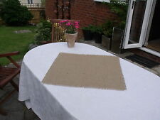 Shabby Chic,Rustic,Vintage Hessian Party/Wedding/Christmas Table Centre Piece