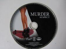 Murder suspect de Allan Milleken avec Jeff Fahey, DVD (seul!), Thriller