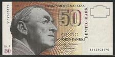 Finland P-118 50 Markkaa 1986 (1991) Unc