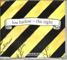 (940Q) Lou Barlow, The Right - DJ CD