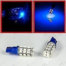 2 PCS X 28 SMD LED BLUE T10 SOCKET FOR ALL BIKE CAR PARKING INDICATOR BULB LIGHT