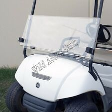 Golf Cart Fairway Impact Modified Windshields  Yamaha Drive Clear