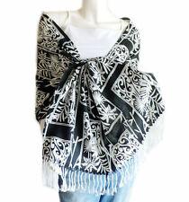 Elegant Pashmina Cashmere Scarf Wool Shawl/Wrap/GG