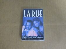 LA RUE WISH I COULD FIND ANOTHER FACTORY SEALED CASSETTE SINGLE