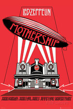 Led Zeppelin -Mothership Poster Print 24x36 Rock & Pop Music