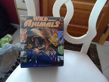 Wild About Animals Set of 6 VHS Video Tapes by Madacy Entertainment Group