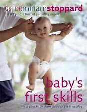 Babys First Skills,ACCEPTABLE Book