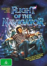 Flight Of The Navigator (DVD, 2013) R4 BRAND NEW SEALED - FREE POST!