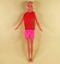 Clothes Party Dress Gown Outfit SIMBA Barbie Doll + Young Pretty Figure Body K83