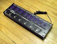 Carl Martin Combinator 2 NonMidi True Bypass Effects Switcher Power Programmable
