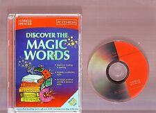 SCOPRI la magia delle parole. lettura e il controllo ortografico per 8-11 ANNI. PC EDUCATIVO!!