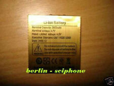 Akku China Handy Battery 4,1cm -4,5cm Sci Phone cect Sciphone i68 3G i9 3G i9+++