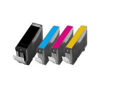 10 Druckerpatronen für Canon iP3000 BJC3000 i550 i850