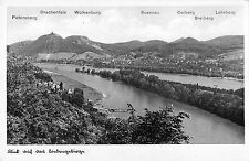 BG34643 petersberg drachenfels welkenburg rosenau   olberg real photo  germany
