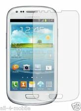 3 screencover Screenprotector Protector De Pantalla Para Samsung Gt-i8190 Galaxy S3 Mini
