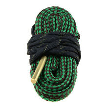 Green Lightweight 22 Calibre Bore Snake 5.56mm Calibre Rifle Barrel Cleaner Rope
