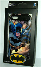 Batman Flight Hard Rubber Bumper Case Cover iPhone SE 5 5s Licensed DC Comics
