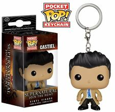 Funko Pop! Supernatural Castiel Vinyl Figure Pocket Keychain