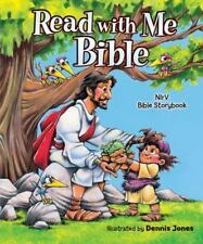 Read with Me Bible: an NIrV Story Bible for Children