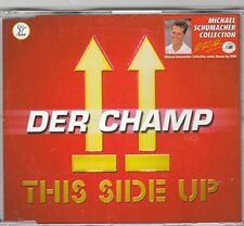 This Side Up Der Champ [Maxi-CD]