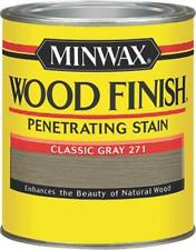 NEW MINWAX 22761 CLASSIC GRAY INTERIOR OIL BASED WOOD FINISH STAIN 7965780