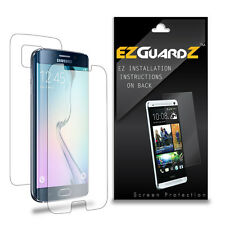 5X EZguardz FULL BODY Screen Protector Skin Cover 5X For Samsung Galaxy S6 Edge