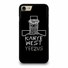 KANYE WEST YEEZUS iPhone 7 7S 7 Plus Case Phone Cover Plastic Rubber